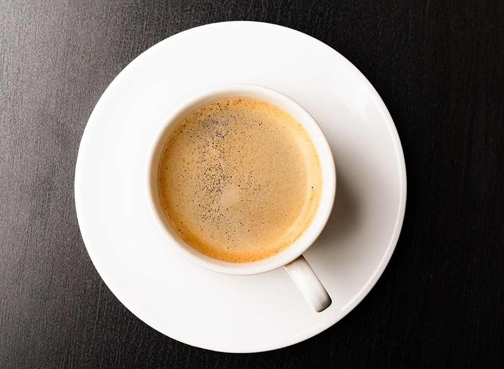 foods for better sex - coffee