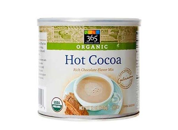 365 organic hot cocoa mix