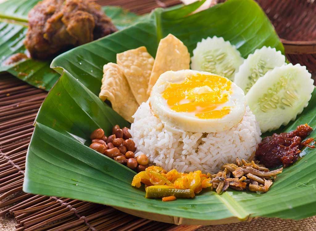 Malaysia breakfast