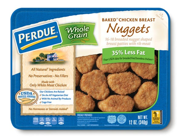 Perdue Whole Grain Chicken Breast Nuggets
