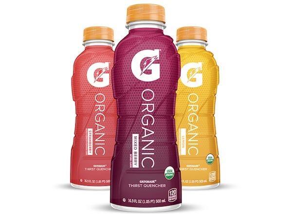 g organic sports drink