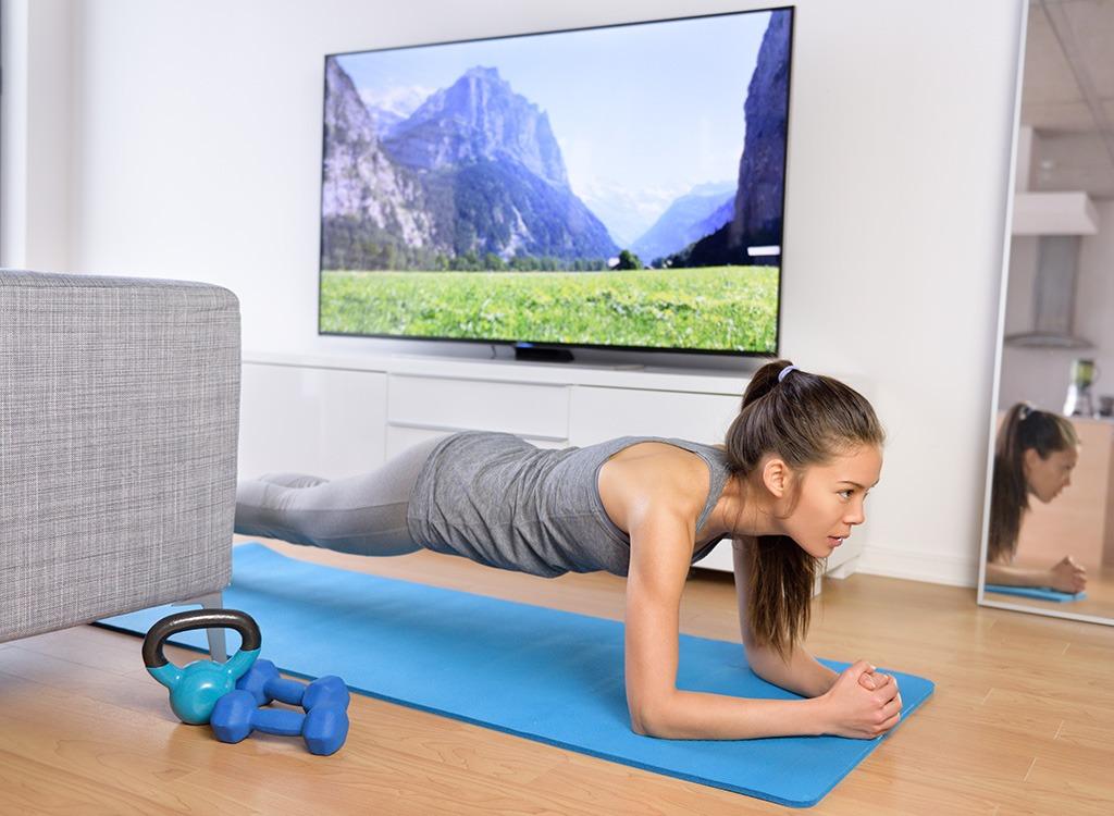 plank TV