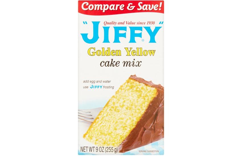 Jiffy Golden Yellow Cake Mix