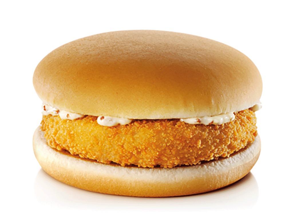 mcdonalds mckroket sandwich