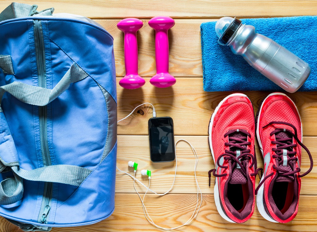 Worst vacation habits gym clothes