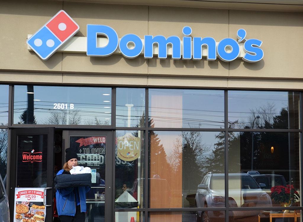 Dominos locations