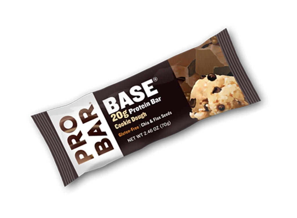 probar cookie dough plant based protein bar