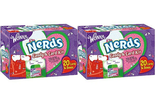 Valentines Candy Ranked Nerds