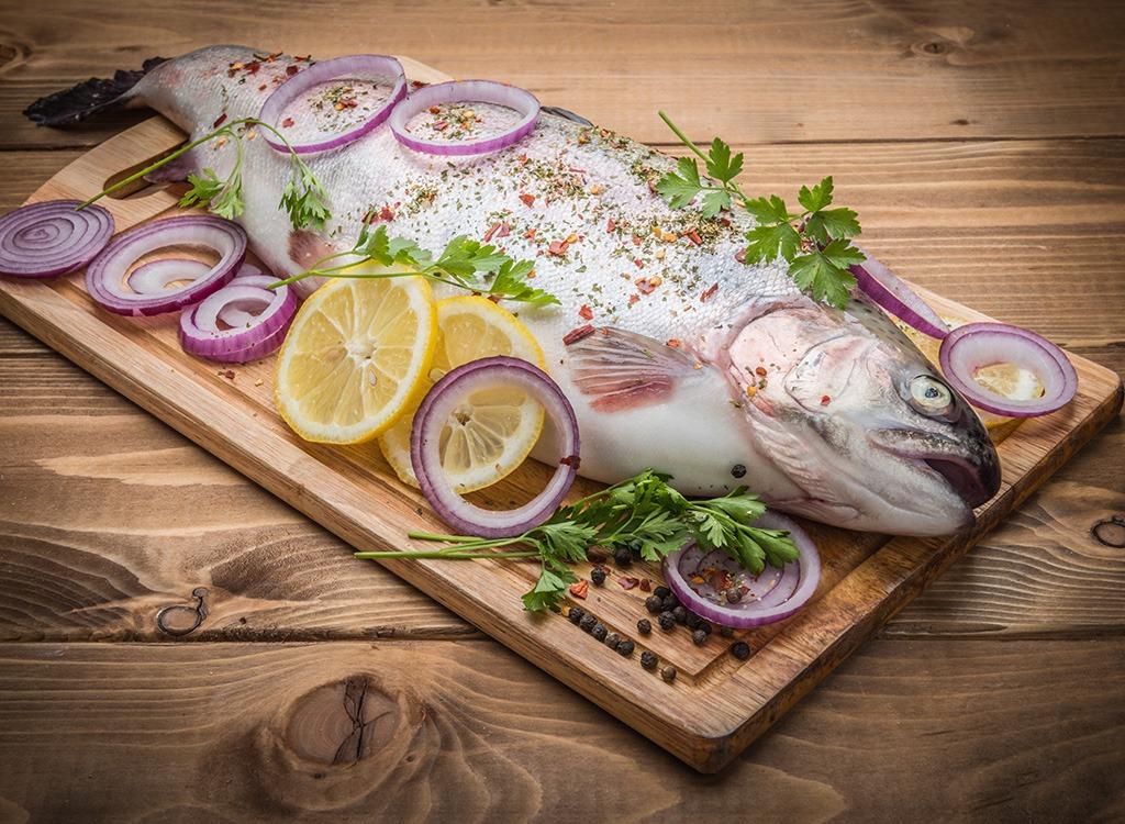 Fish ranked Wild Rainbow Trout