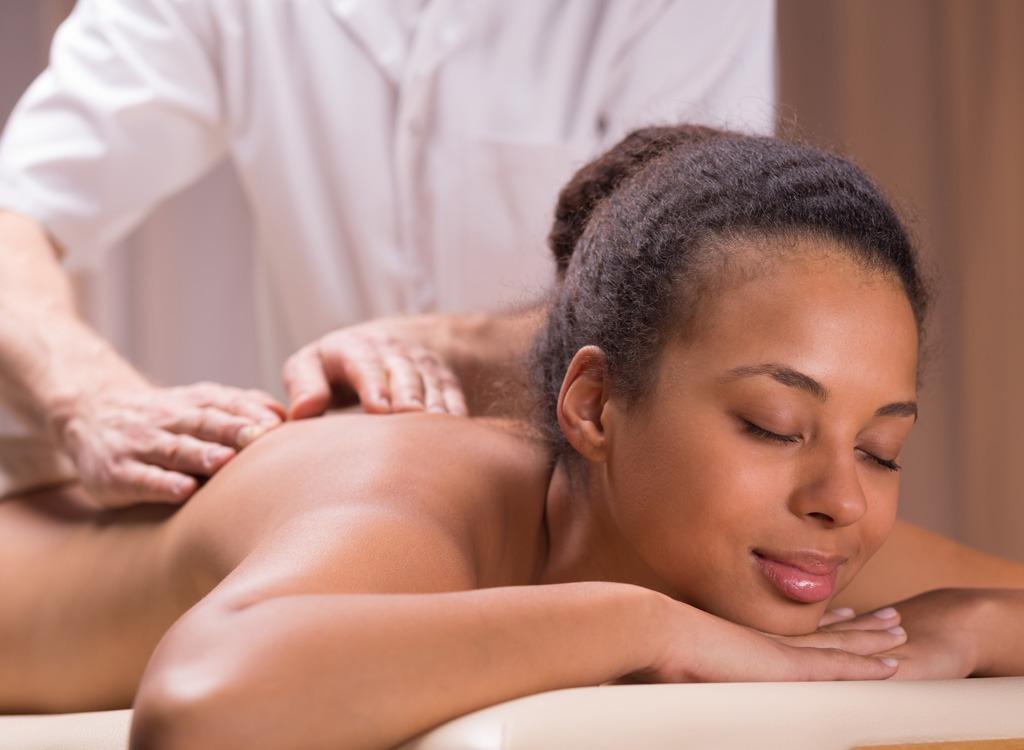 Fun weight loss massage