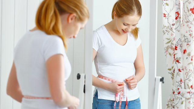 Women weight loss