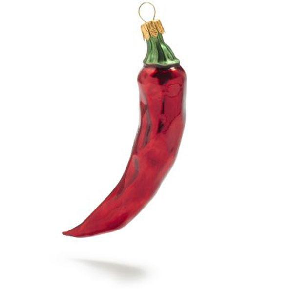 chili pepper ornament
