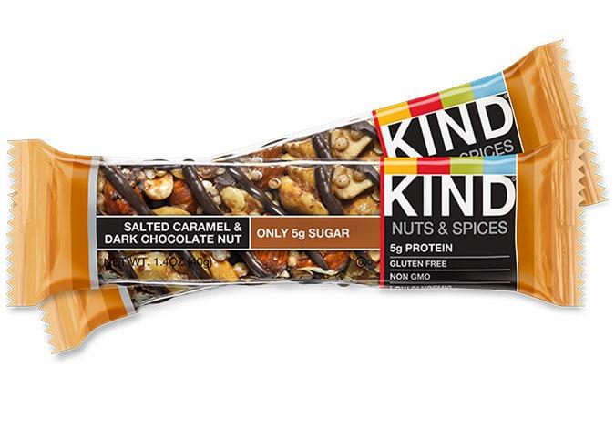KIND SALTED CARAMEL DARK CHOCOLATE NUT