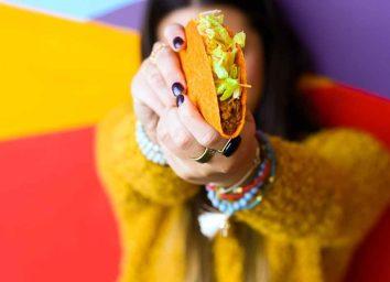 Taco bell nacho cheese doritos locos taco