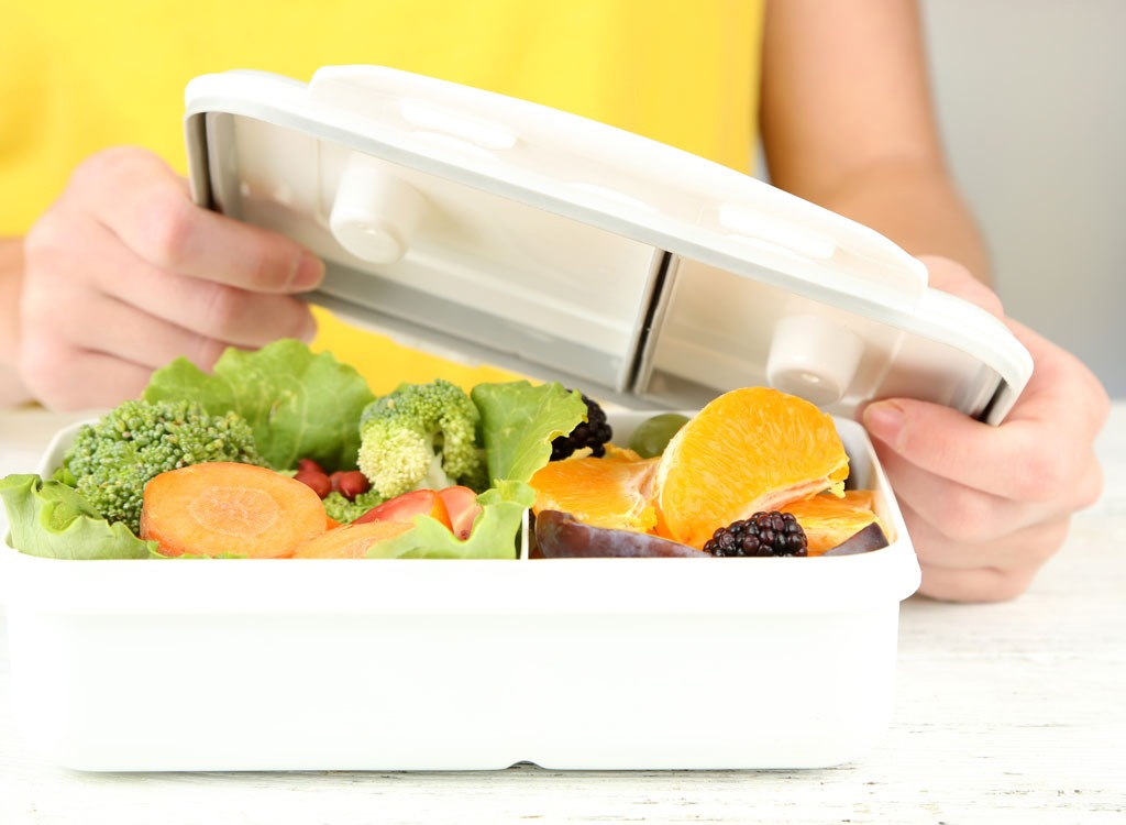 healthy lunch ideas for kids salad lunchbox