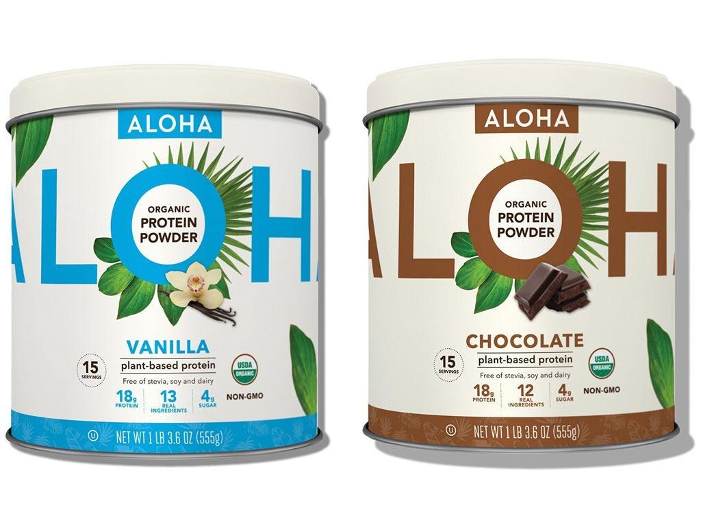 aloha superfood protein