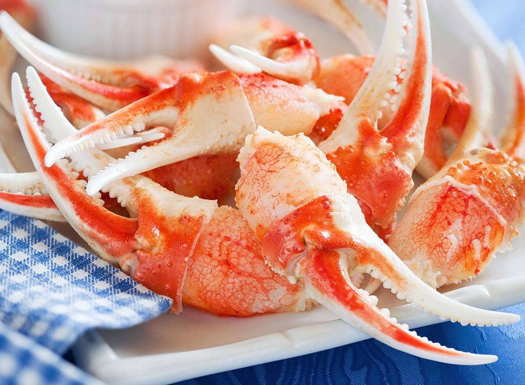 Fish ranked Blue Crab