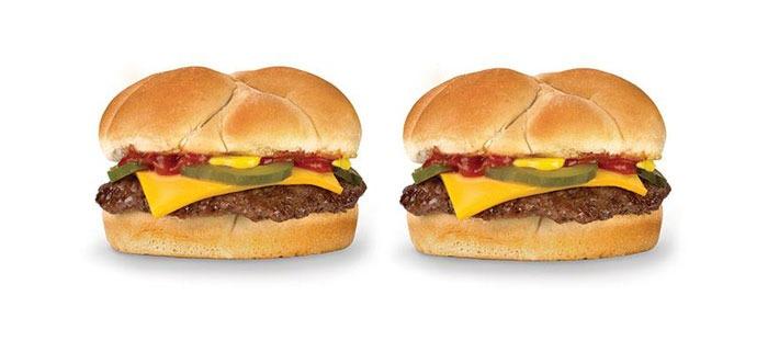 a&w cheeseburger