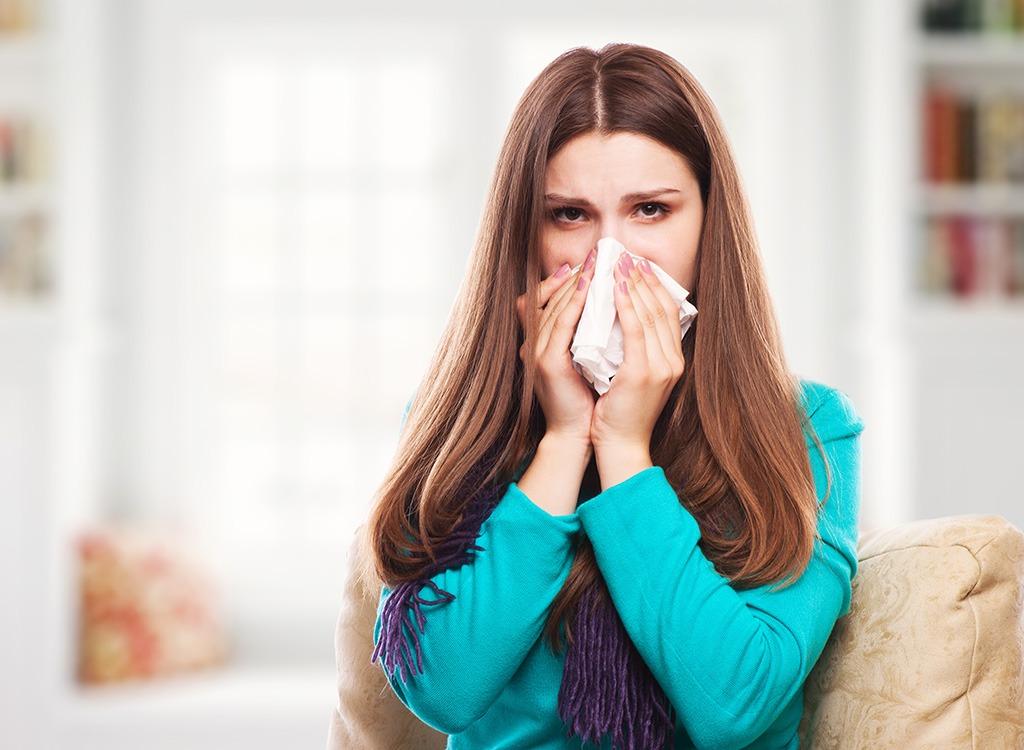 sick woman- pho