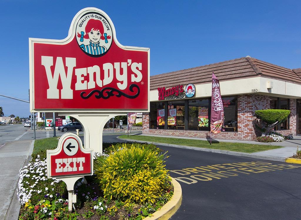 Wendy exterior