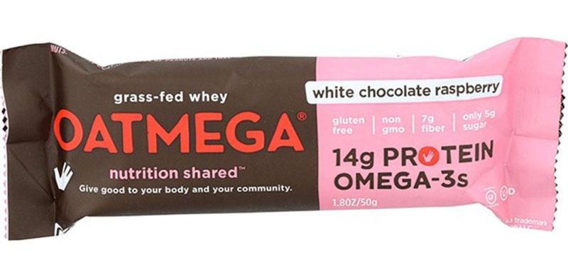 oatmega white chocolate raspberry
