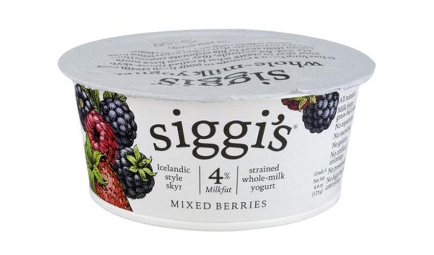 Siggi's mixed berries skyr
