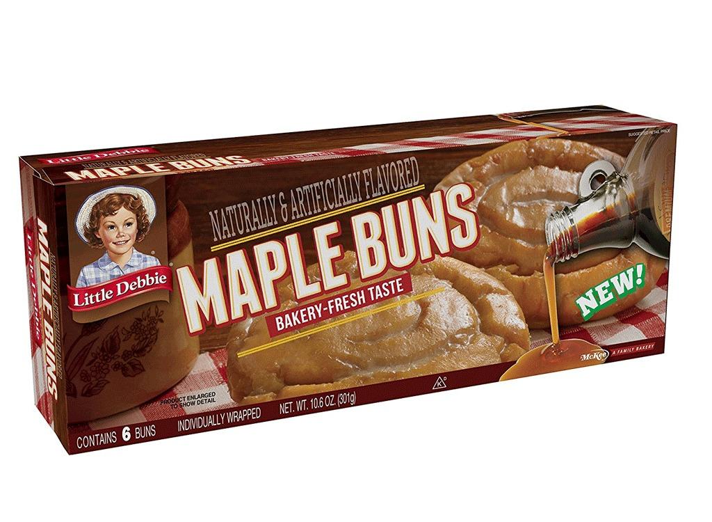 maple buns