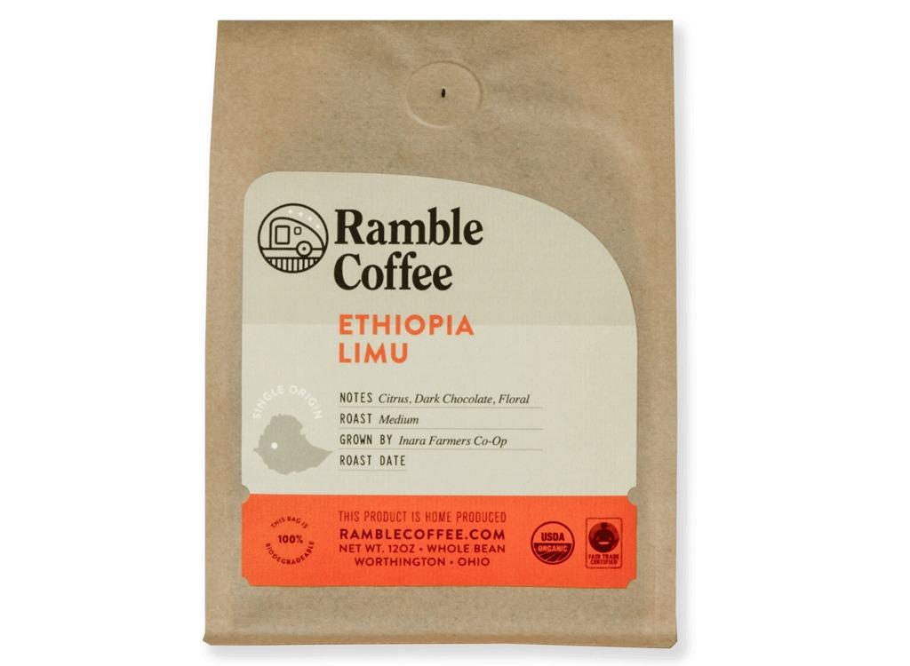 ramble coffee