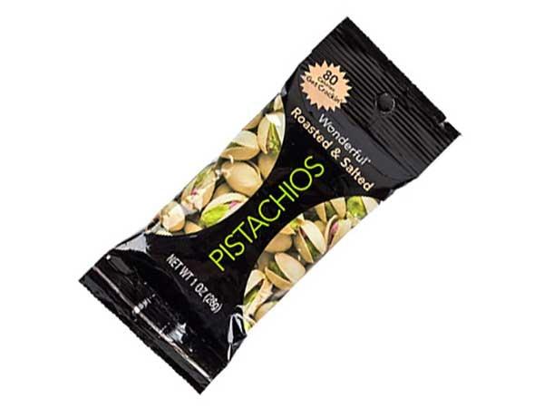 wonderful roasted & salted pistachios