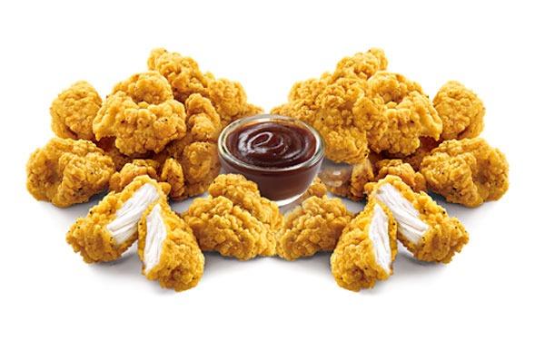 Sonic Jumbo Popcorn Chicken