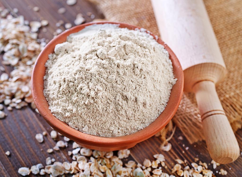 oatmeal oat flour