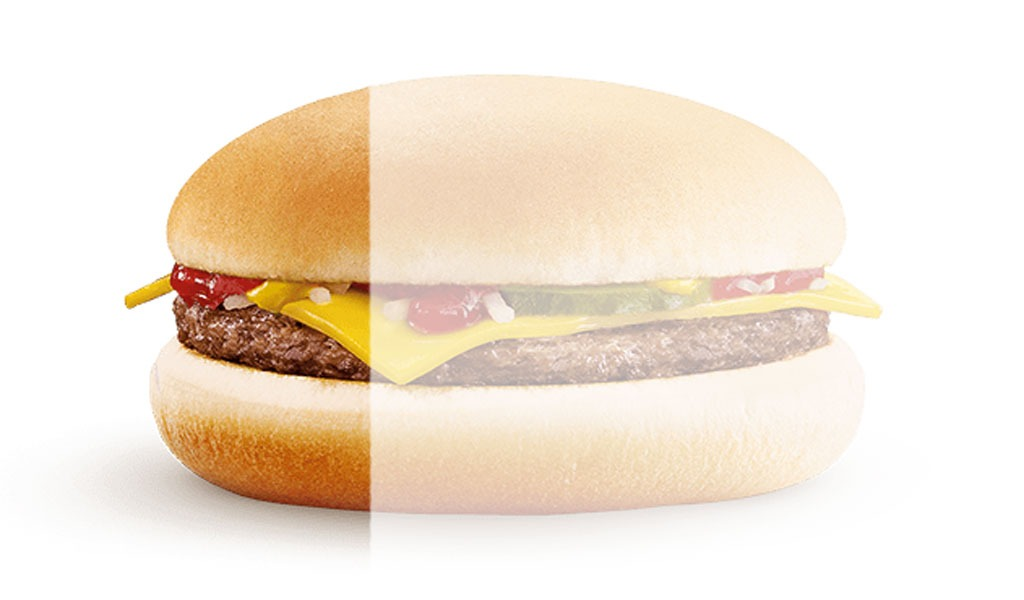McDonald's Original Cheeseburger