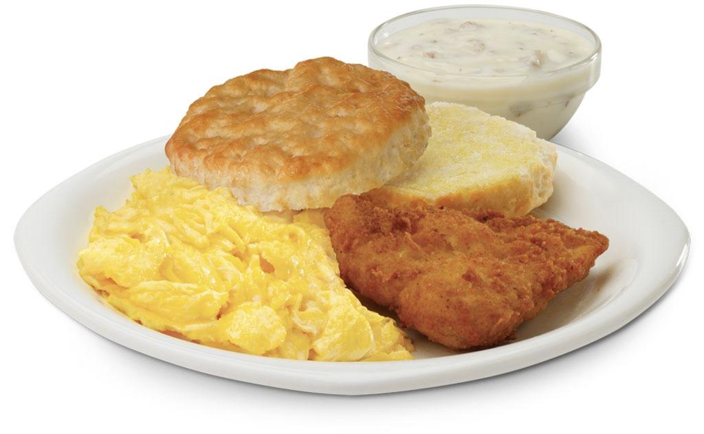 The Breakfast Platters