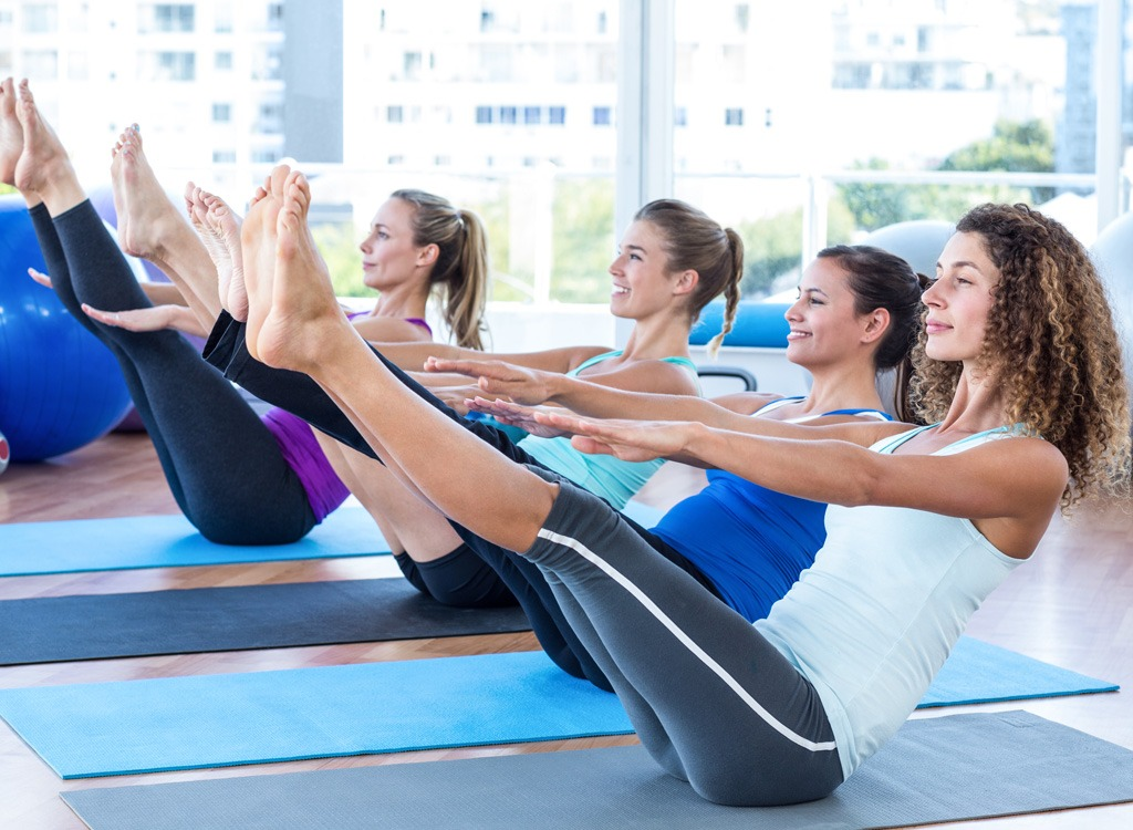 women doing yoga - how to lose weight