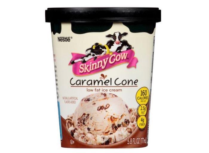 skinny cow low fat ice cream