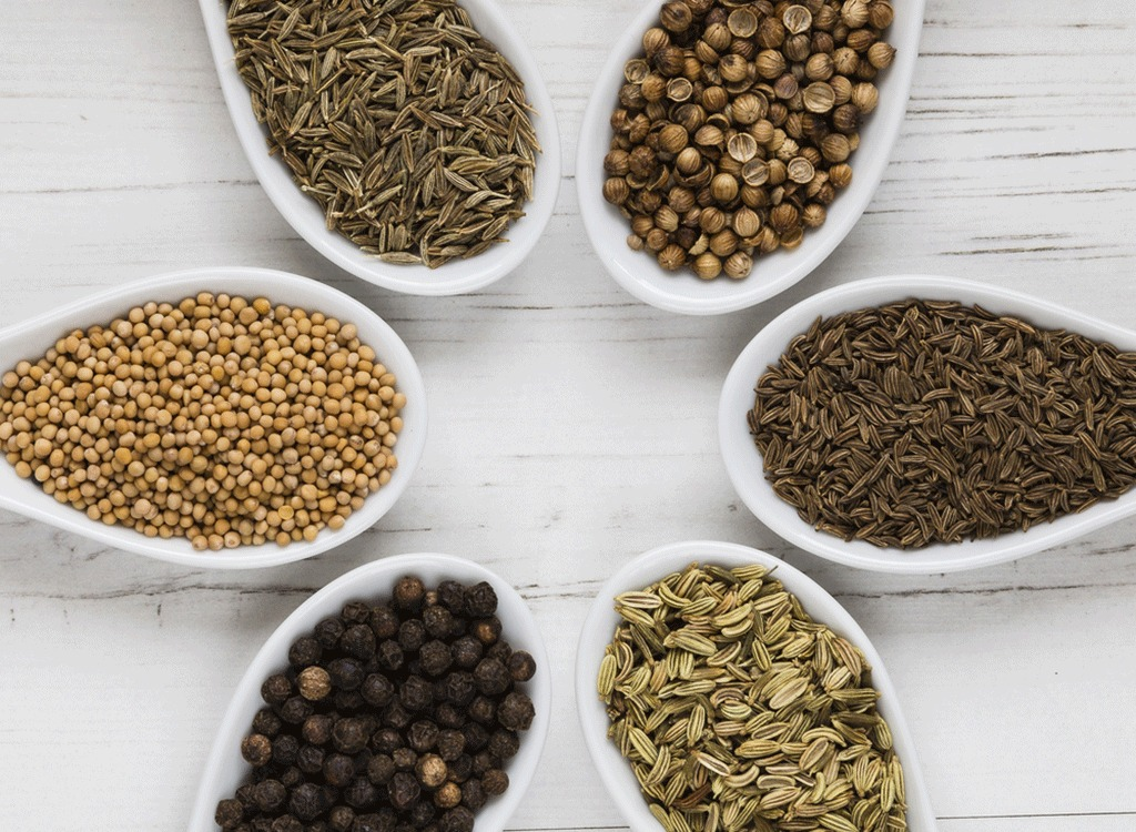 spices seeds