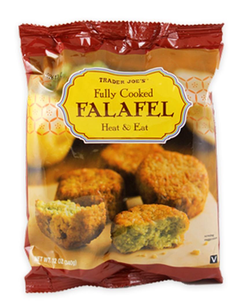 Trader joes Fully cooked falalfel