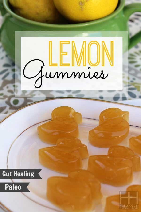 04. lemon gummies