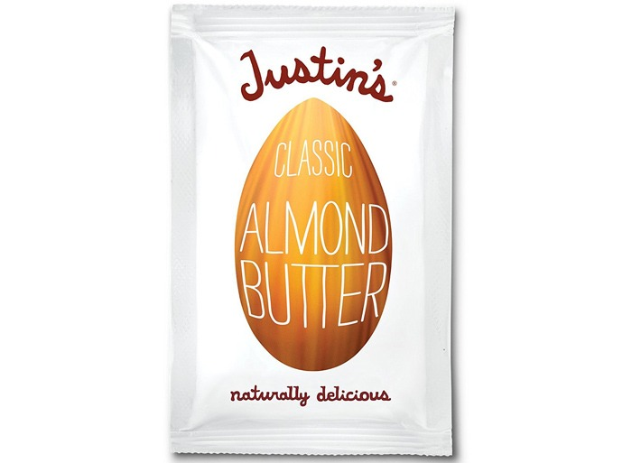 Justin's classic almond butter squeeze pack