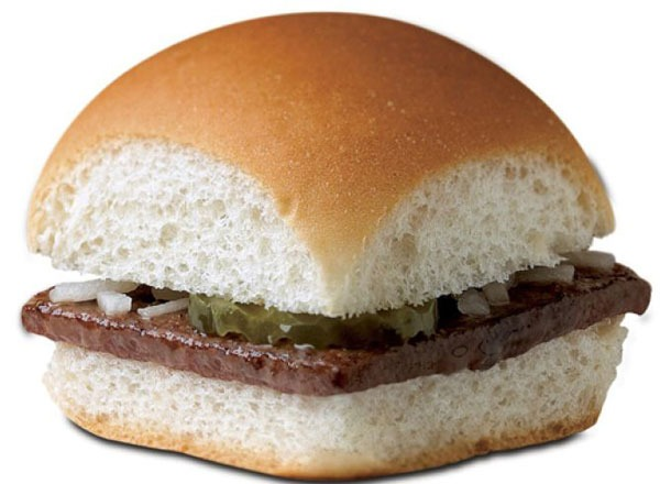 Fast food burgers ranked White Castle