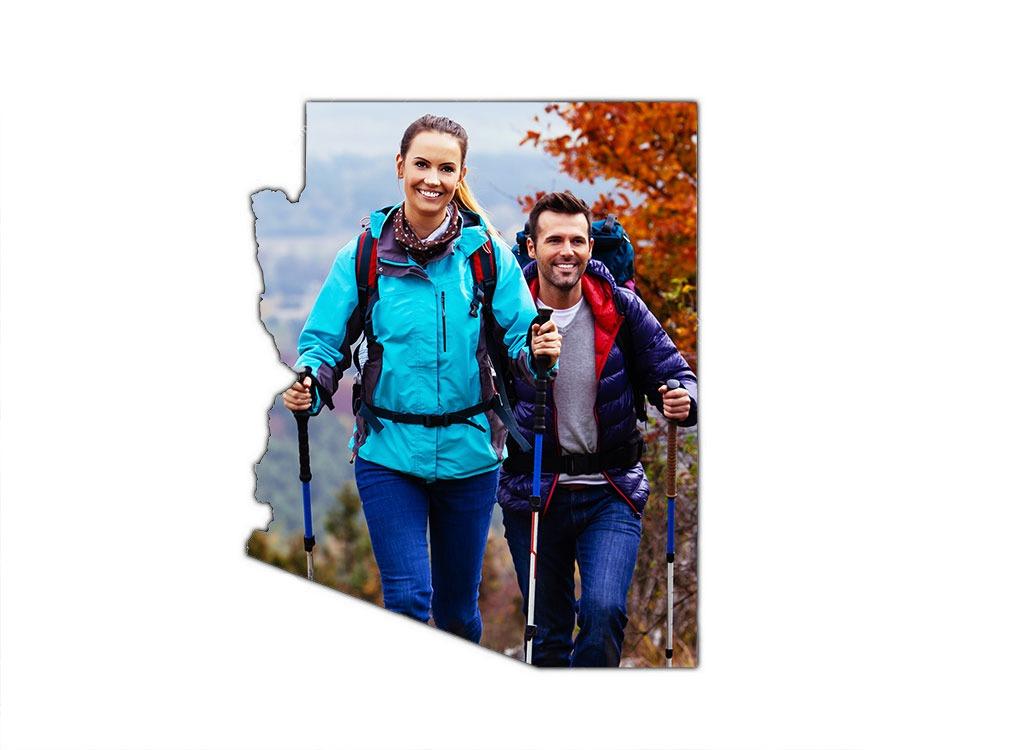 most popular things to do arizona hiking