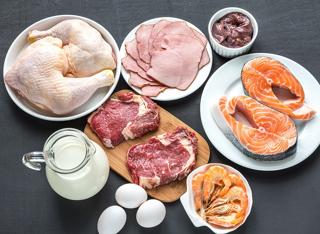 Different types of protein - best ways to speed up your metabolism