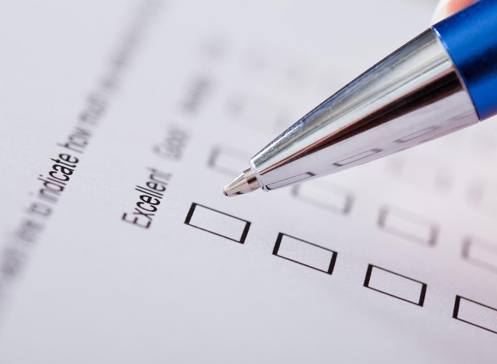 pen marking report