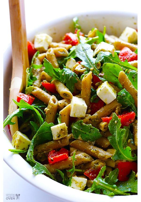 5 ingredient pasta salad