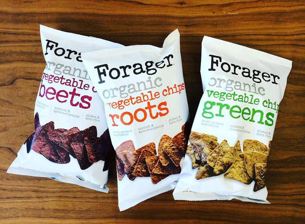 Forager project pulp chips