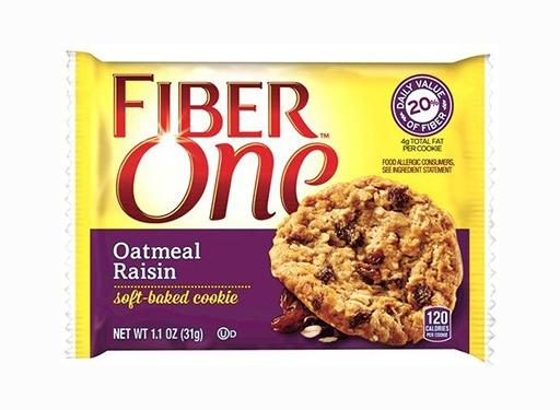 Fiber One Soft Baked Oatmeal Raisin