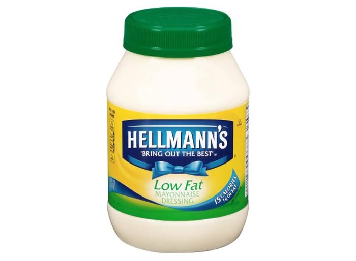 hellmanns low fat mayonnaise