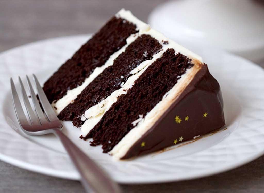 blackberry wine chocolate cake