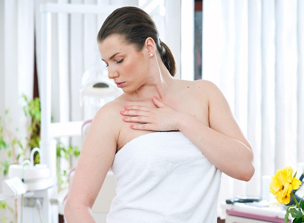 Gut health skin