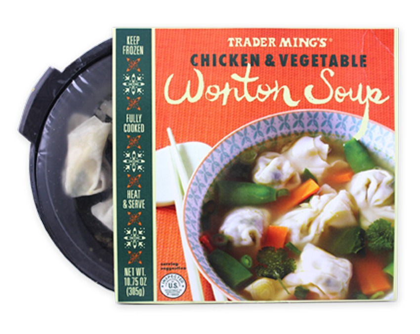 trader joes chicken vegetable wonton soup